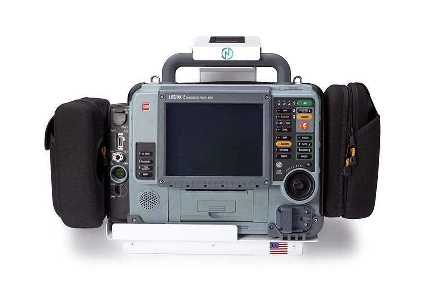 Lifepak 12/15 Defibrillator Mount