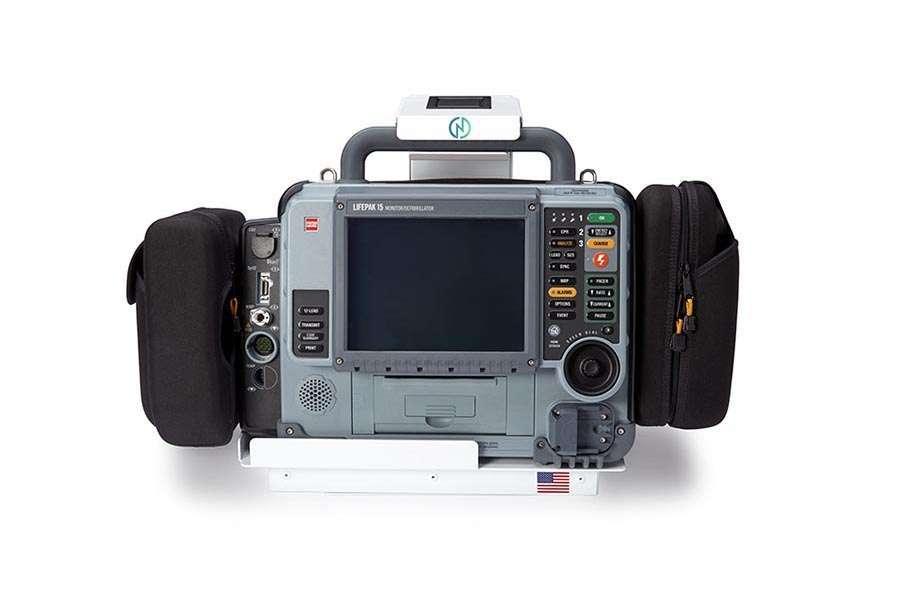 Stryker Defibrillator Mounts